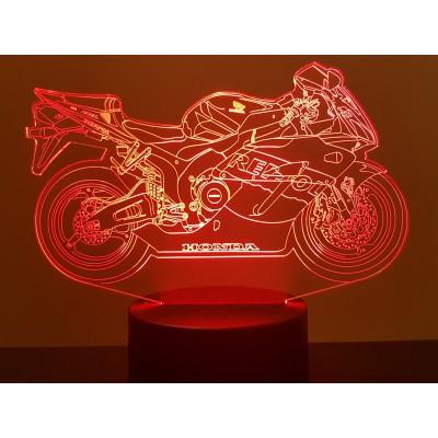 LAMPE 3D - HONDA REPSOL...