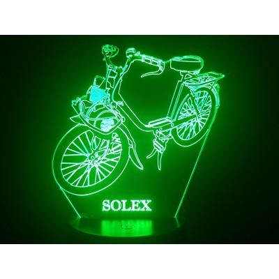 LAMPE 3D - SOLEX -